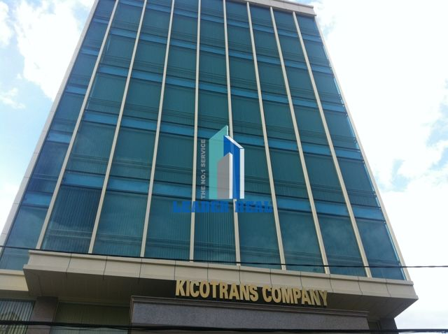 Kicotrans 2 Building