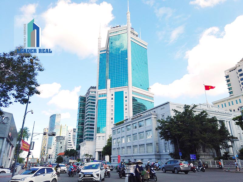 Cao ốc Saigon Trade Center Tower